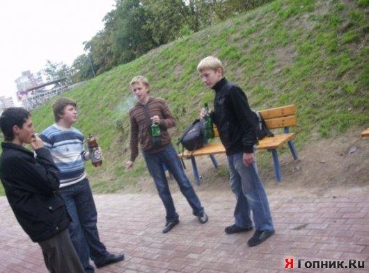 МВД Беларуси хочет запретить подросткам пить алкоголь