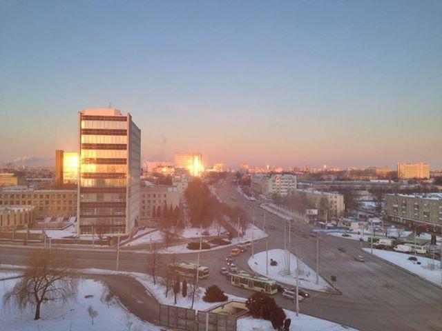 В ближайшие дни в Беларуси усилятся морозы и ветер