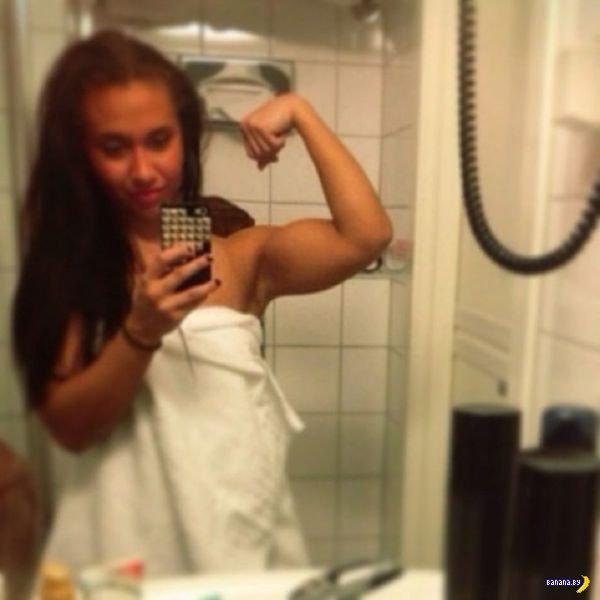 Норвежская сила - Сюзанна Сваневик