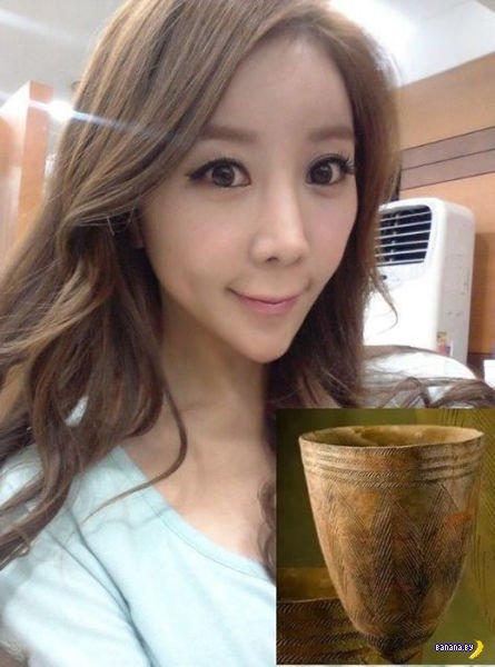 Корейский конвейер няшек