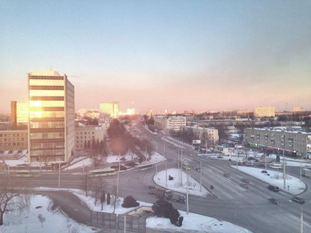 В Беларуси с 1 февраля морозы начнут слабеть