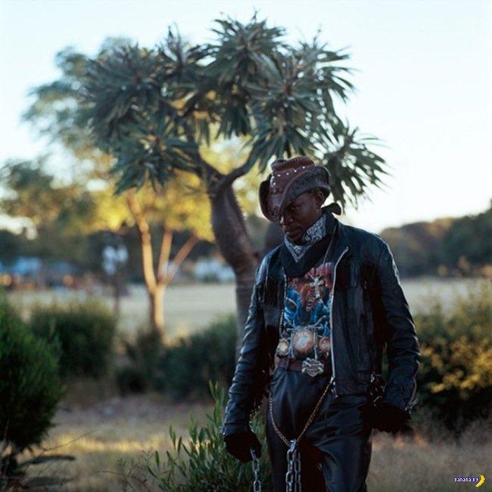 Канонические металлисты их Ботсваны