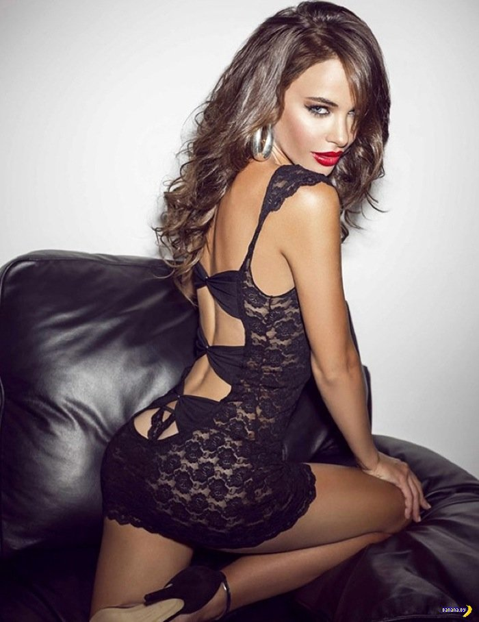 Красивые девушки в нижнем белье - 25