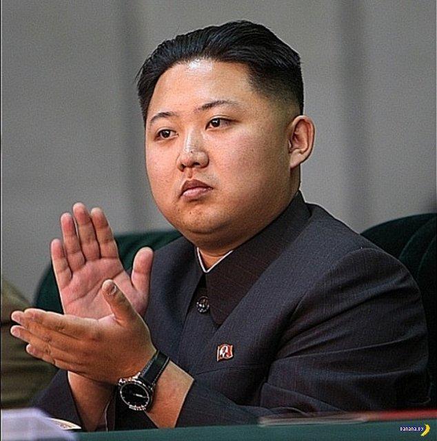 Дядю Ким Чен Ына раздели догола и скормили голодным псам
