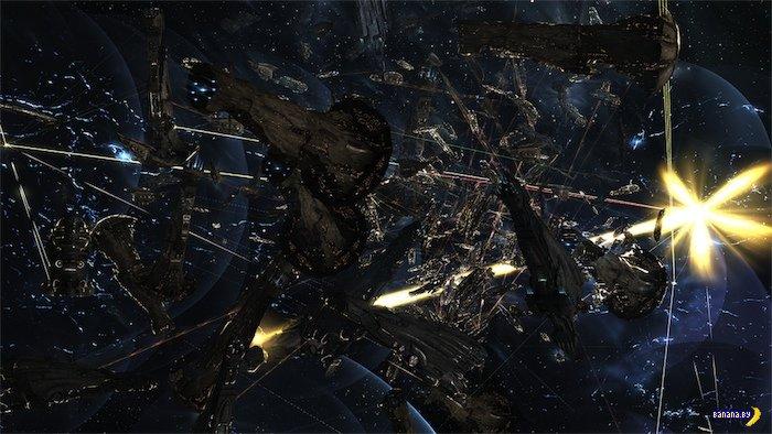 Игры, космос и ущерб
