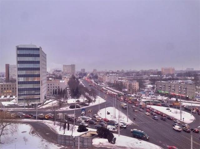 В Беларуси 3 февраля синоптики обещают около -10 градусов