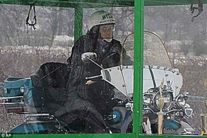 На тот свет на мотоцикле