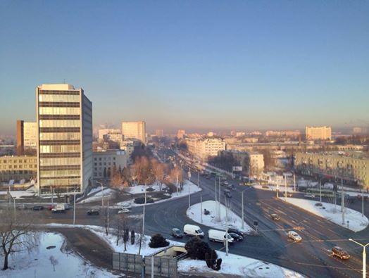 В Беларуси потеплеет до +3 градусов