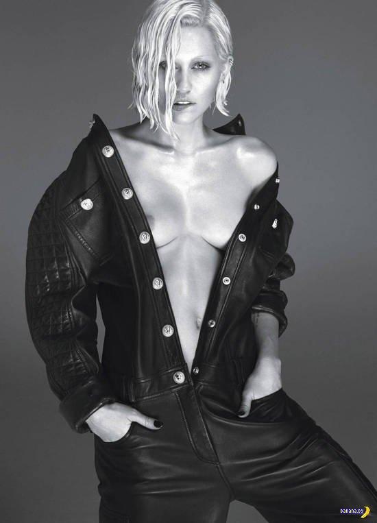 Майли Сайрус раздели для W Magazine