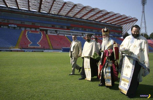 Вездесущие румынские попы