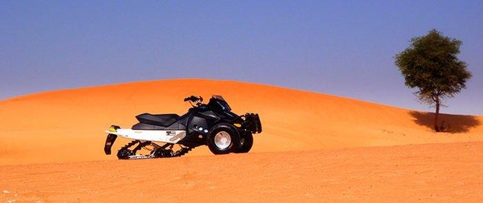 Sand-X | T-ATV 1200