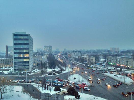 В Беларуси пройдут дожди и мокрый снег