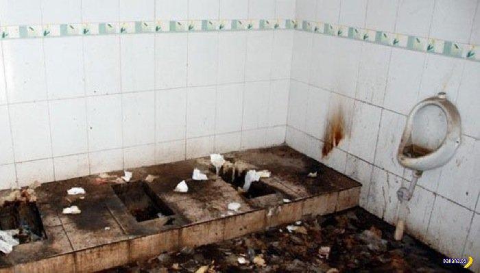 12 туалетов, которые гораздо страшнее двойного в Сочи