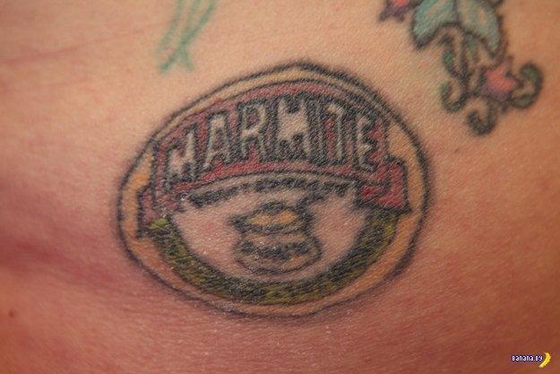 286 бабушкиных татуировок