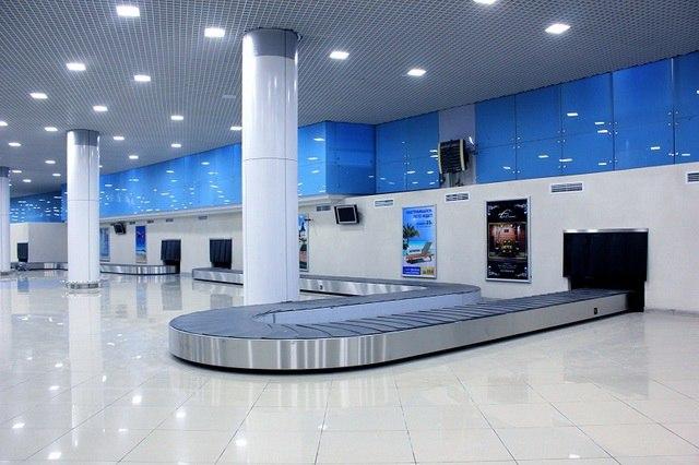 Обновили зал прилёта в минском аэропорту