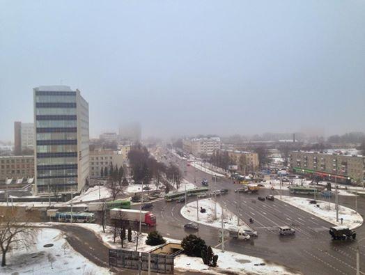 В Беларуси сохранится теплая сырая погода