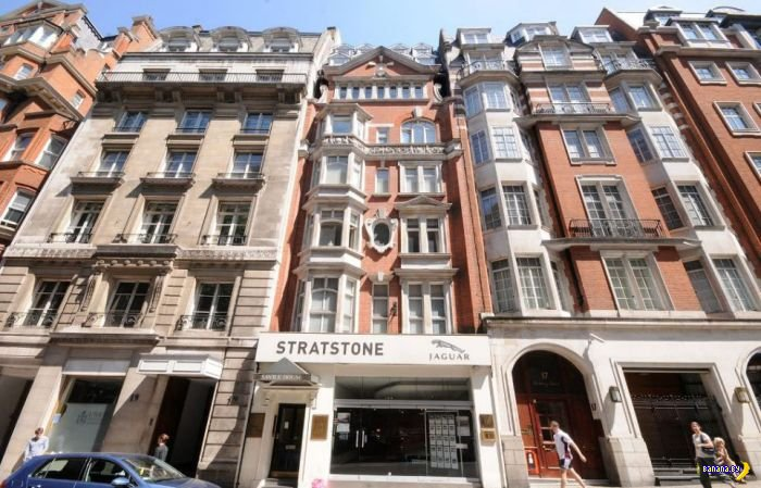 Самая маленькая квартира за миллион фунтов