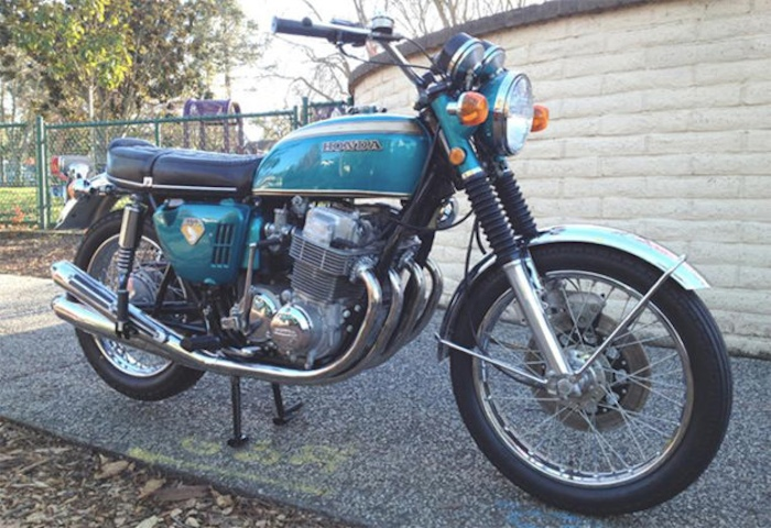 $135,000 за старый мотоцикл?
