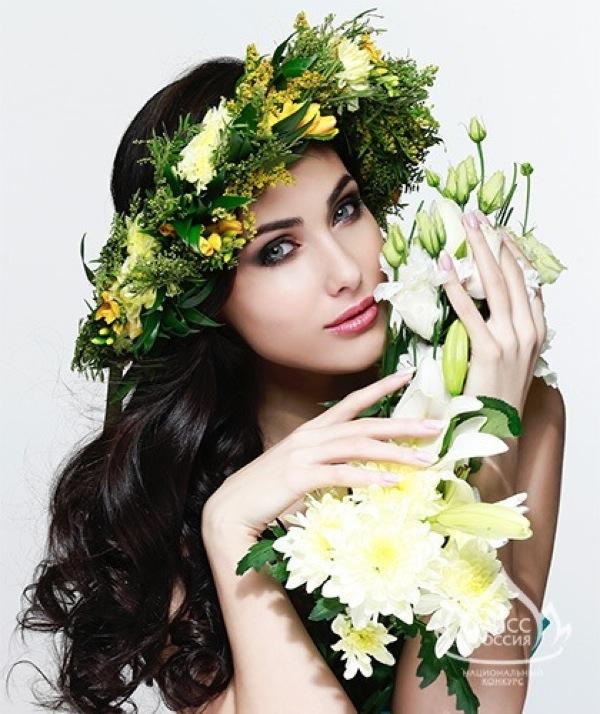 Участницы конкурса Мисс Россия 2014