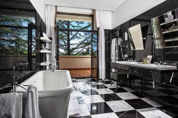 Как выглядят самые дорогие номера в отелях Сочи