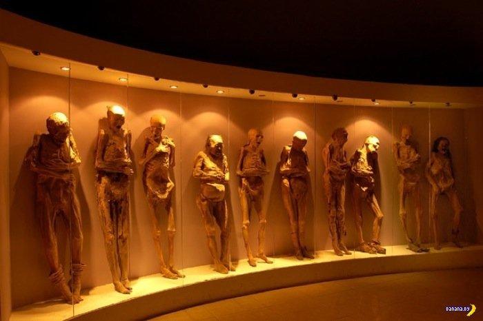 Музей мумий в Гуанахуато