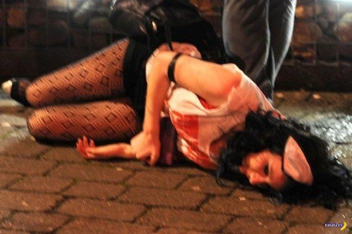 Carnage 2014 прошел в Ливерпуле