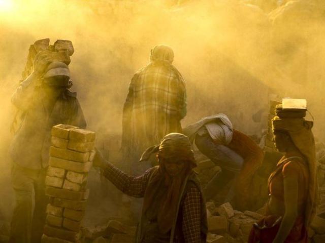 Детство непальских детей