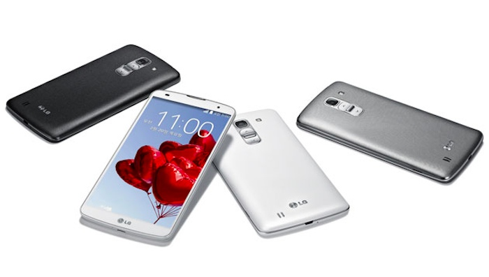 Огромный LG G Pro 2
