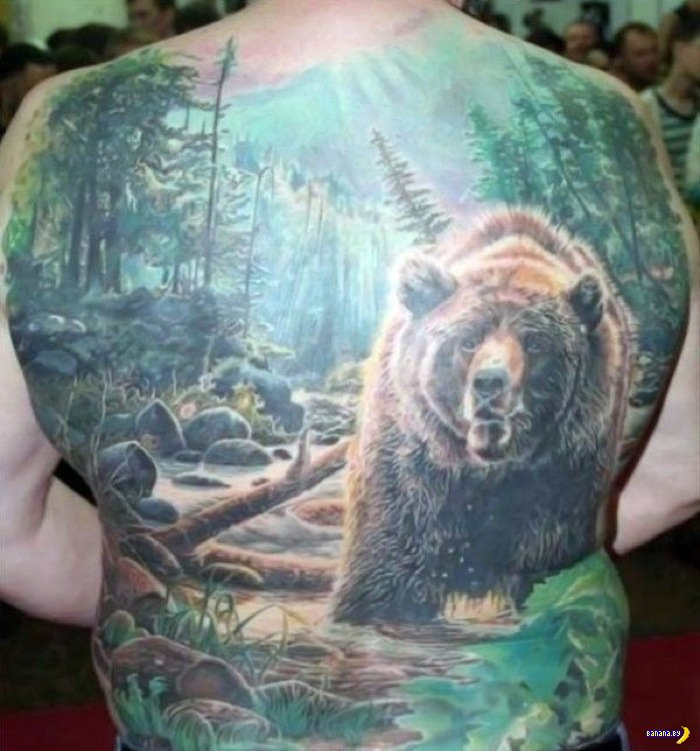 Исконно русские татуировки