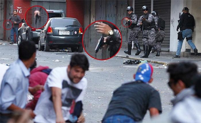 Венесуэла режет картинки в Твиттере