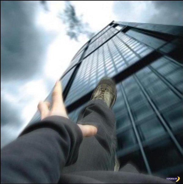 Дождь из банкиров