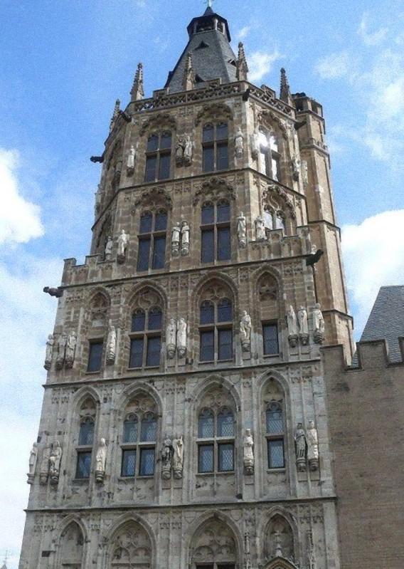 Тайна ратуши в Кёльне