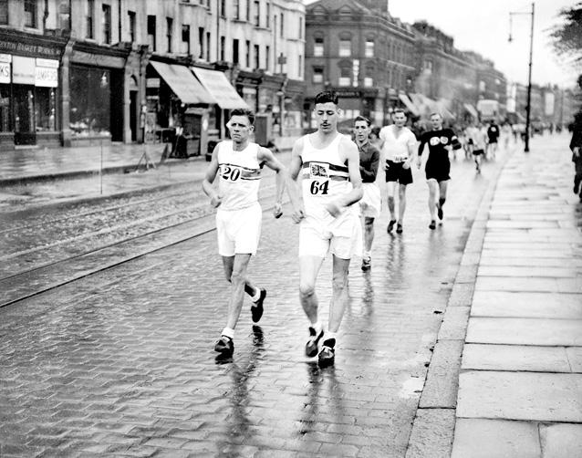Жизнь и судьба олимпийских фашистов