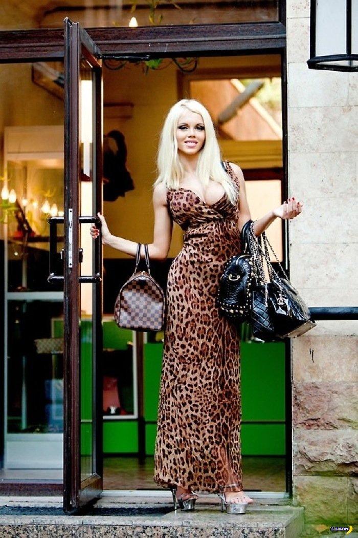 Катя Самбука - новые фото