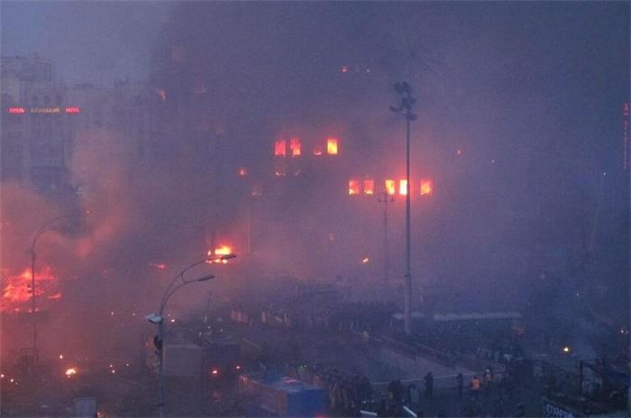 Евромайдан: итоги ночи