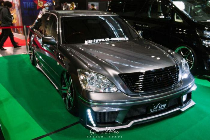 Osaka Auto Messe 2014