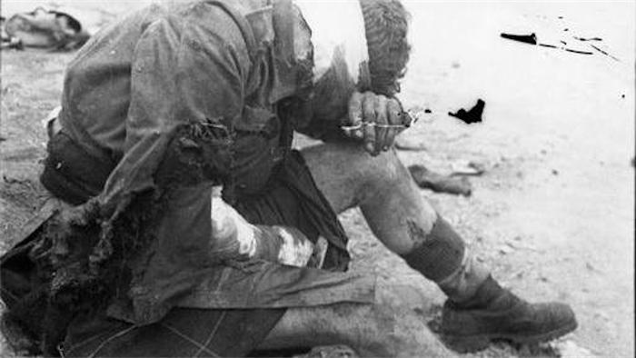 Как крокодилы тысячу японских солдат съели