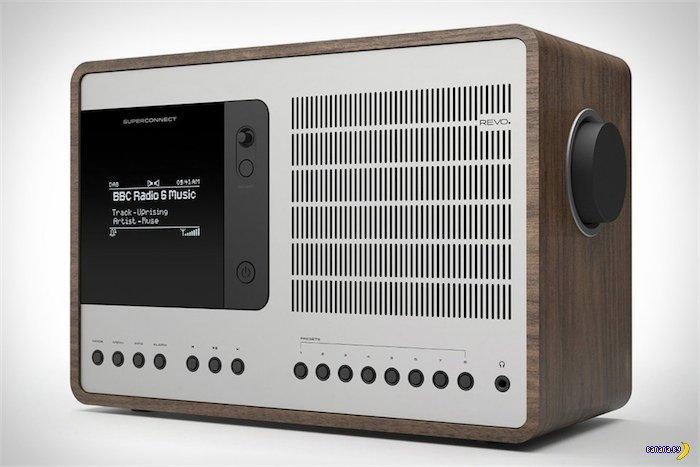Хорошое радио с обманчивой внешностью