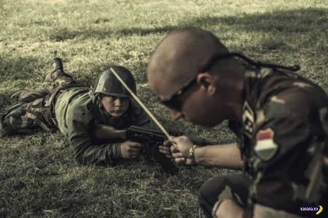 Детский лагерь в Венгрии