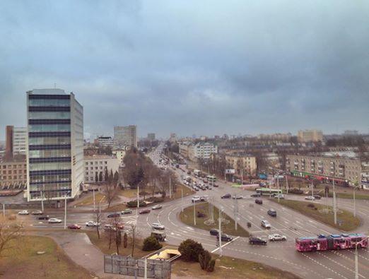В выходные в Беларуси ожидается неустойчивая погода