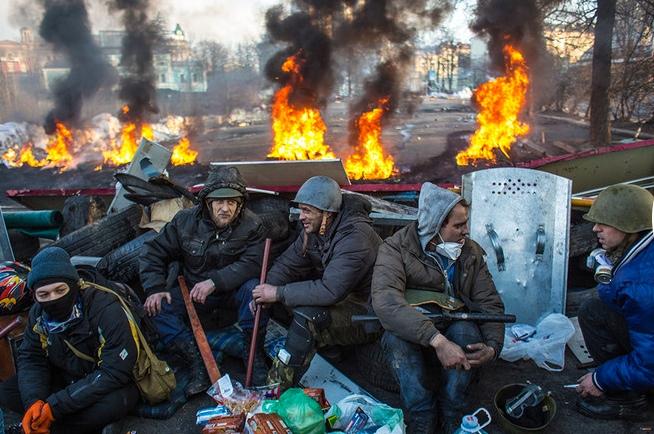 Майдан 21 февраля (обновляется)