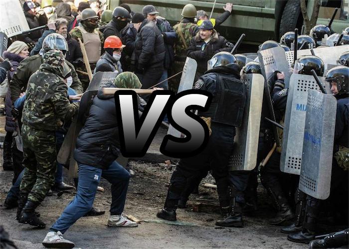 Опрос про Евромайдан