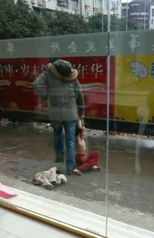 Процесс воспитания детей в Китае