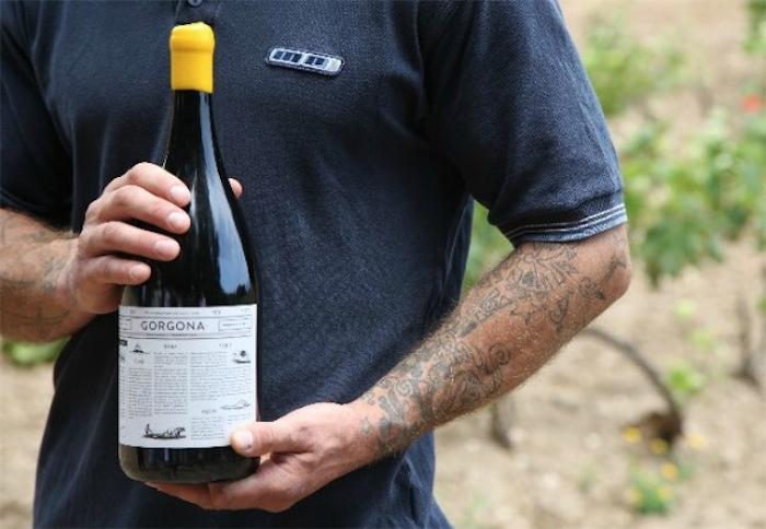 Тюремное вино поступило в продажу