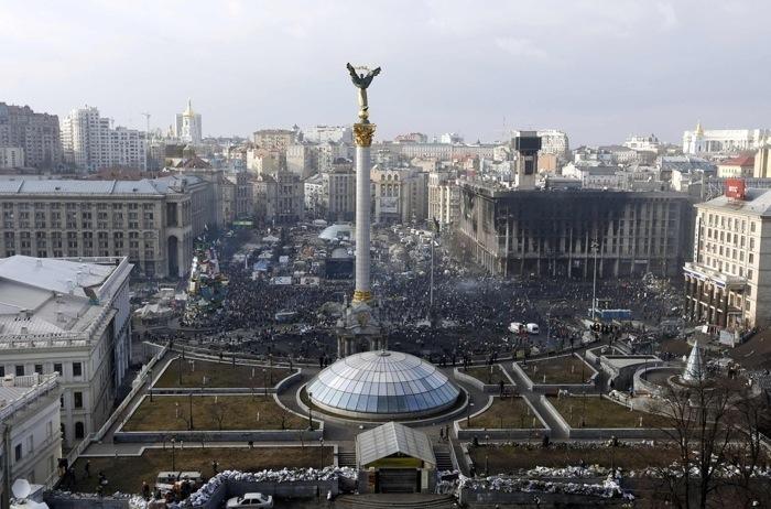 Хроника пылающего Киева - 2