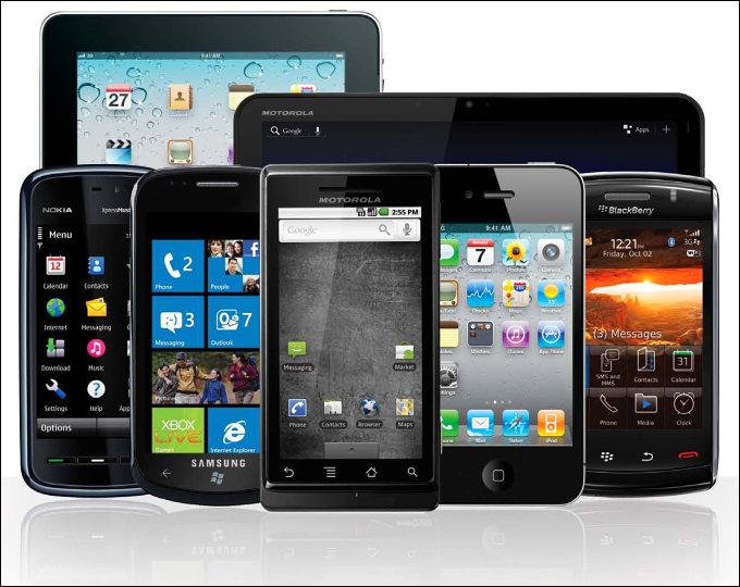 7 миллиардов мобильных устройств