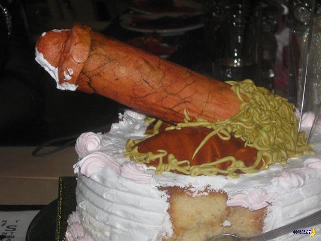 Тортики для невест
