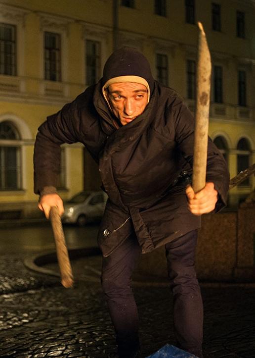 Майдан в Питере