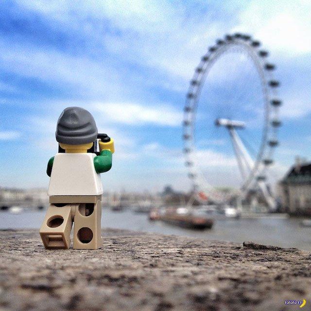 Legographer