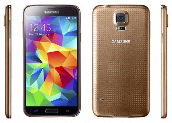 Премьера Samsung Galaxy S5